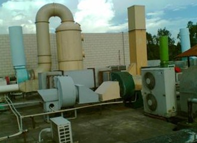 集中空调通风系统和记国际平台官方网站